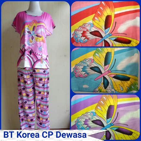 Baju Moose Baju Korea Cp Murah Murah 21 grosiran baju tidur korea dewasa cp karakter terbaru murah 28ribu