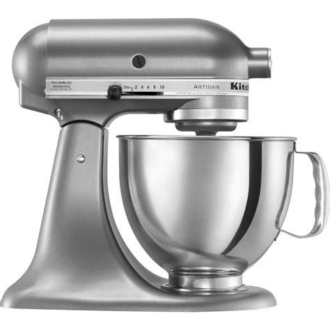 KitchenAid Artisan 5 Quart Stand Mixer Review   Pasta Maker HQ