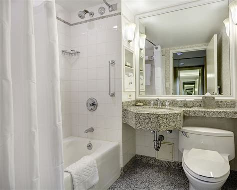 bathrooms in york new york hilton midtown 2017 room prices deals reviews