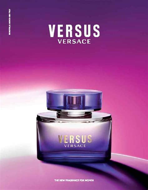 versus versace perfume a fragrance for 2010