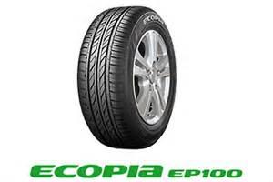 Rolling Friction Car Tires Bridgestone Introduces Ecopia Ep100 Low Rolling Resistance