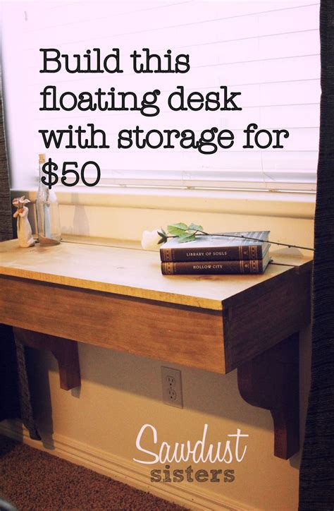how to a floating desk 25 best ideas about floating desk on home