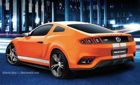 2015 mustang news new 2015 ford mustang details renderings surface