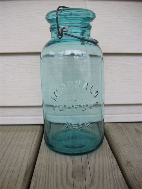 antique canning jat marked mcdonalds new perfect seal 577 best images about jars on antiques vintage jars and city