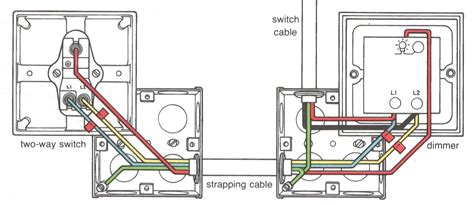 how to wire a house light switch wiring light switch or dimmer