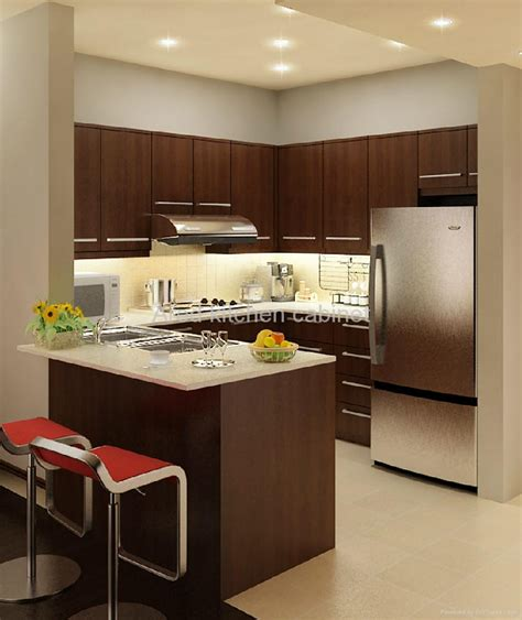 Buy Direct Kitchen Cabinets by Plywood Kitchen Cabinet Ap 001 Ared China