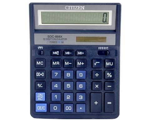 Kalkulator Sedang Citizen Sdc 810bn kalkulator citizen sdc 888x bl ap17009 anprel sklep