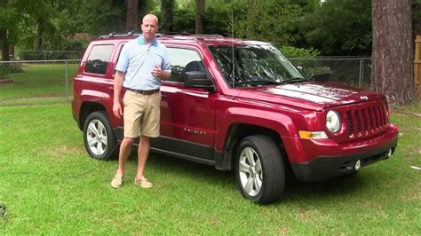 jeep crossover 2014 2014 jeep patriot crossover or suv youtube