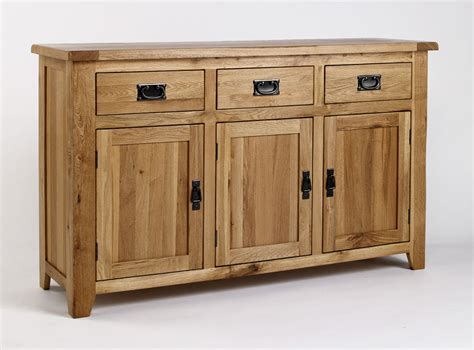 Rustic Oak Sideboard rustic oak sideboard hshire furniture