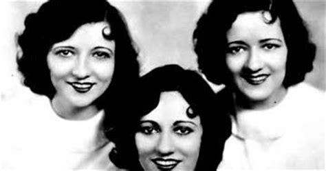 libro the aguero sisters hb los grupos musicales de los a 241 os 30 the boswell sisters entre el caos y el orden magazine