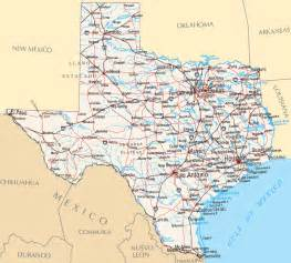 Texas Map State texas city map county cities and state pictures