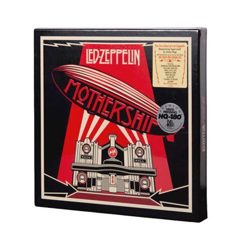 led zeppelin the best of led zeppelin quot mothership the best of led zeppelin