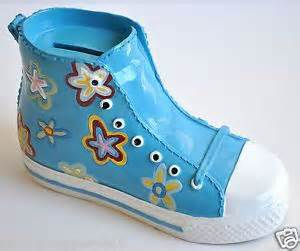 piggys shoes for details about new large sneakers shoe piggy bank money