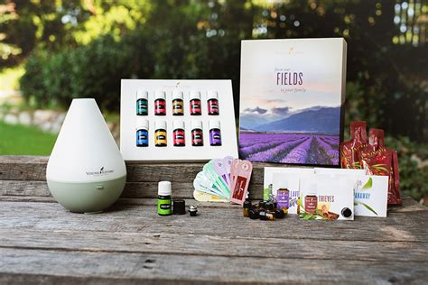 Essential Living Dewdrop Diffuser New With Box living premium starter kit with diffuser tina s