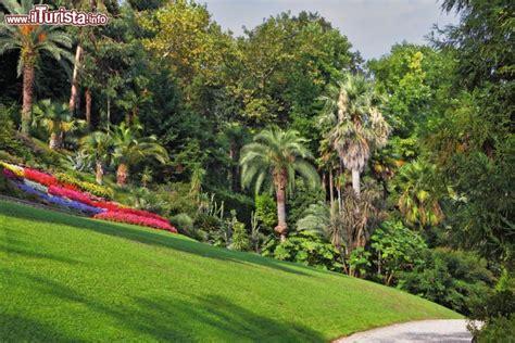 il giardino botanico il giardino botanico di villa carlotta a tremezzo
