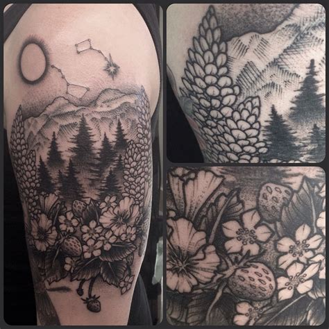 wilderness tattoos custom tattooing by alfredo matta