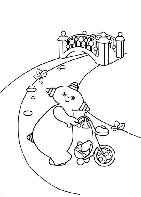 in the night garden coloring pages14 coloring kids