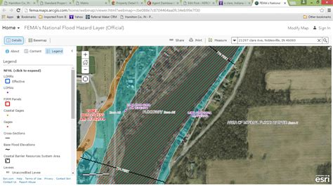 Fema Flood Map Address Search Sold 21319 Clare Ave Noblesville