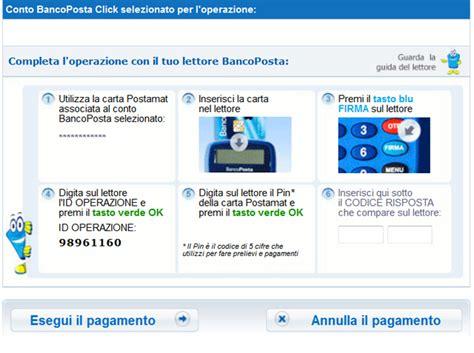 banco poste click bancoposta click vantaggi e ultimi aggiornamenti