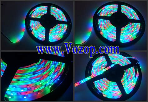 Rgb Led 3528 300 Led 5 Meter With 12v 2a Light Controller Re B 3528 rgb led light smd3528 5m 300 leds waterproof led strips led controllers led bulbs