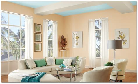 23 colour combination for living room walls 20