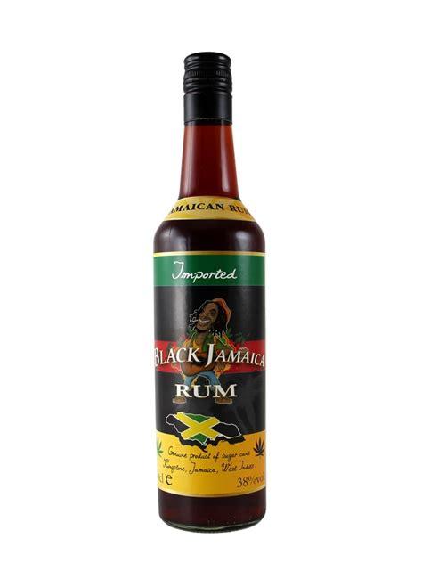 best jamaican rum rhum de melasse black jamaica rum 38 maison du