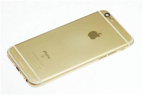 obudowa korpus klapka apple iphone 6s złoty grade c 4gsm pl