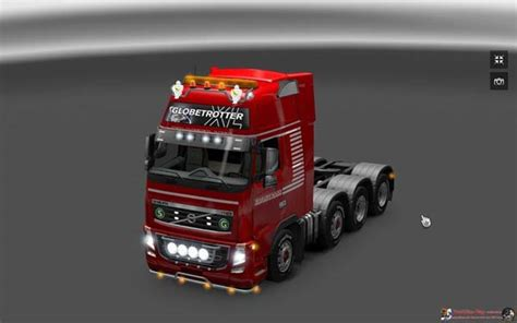 heavy duty volvo trucks heavy duty truck volvo fh16 8 215 4 mod ets2planet com