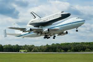 Enterprise Airport The Aviationist 187 The Space Shuttle Enterprise Flying