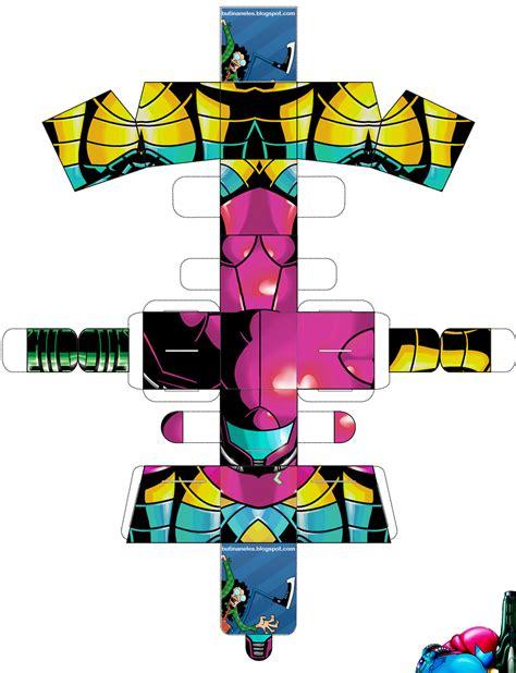 Metroid Papercraft - paper samus aran 2 by diogochewbacca on deviantart