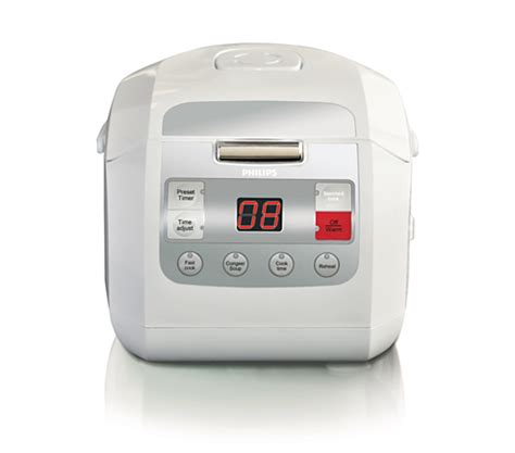 Rice Cooker Philips F10 avance collection หม อห งข าวม เมน ระบบ fuzzy logic hd3030 35 philips
