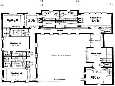 huge mansion floor plans floor plans mansions castles