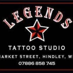 tattoo gallery on hindley legends legends photos on myspace