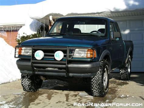 ford ranger brush guard light bars and brush guards ford ranger forum