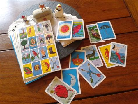 mexican themed games the hoarderrehab blog the destiny of things loteria
