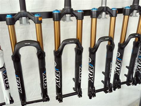 fork news 2011 fox suspension new terralogic fork platform talas