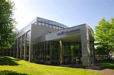 Ebs Germany Mba Ranking by Jurastudium An Der European Business School Ebs Wiesbaden
