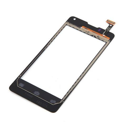 013041 Touchscreen Huawei Y300 Black replacement mobile phone glass touch screen for huawei y300 black free shipping dealextreme