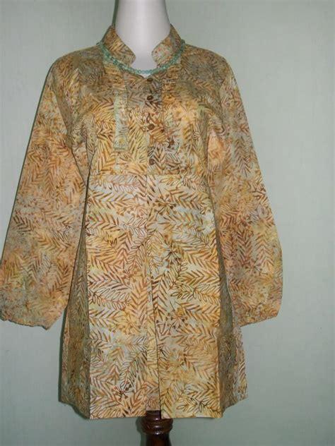Atasan Wanita Blouse Muslim Brokat Lace Import Terry L 1 blus brokat newhairstylesformen2014