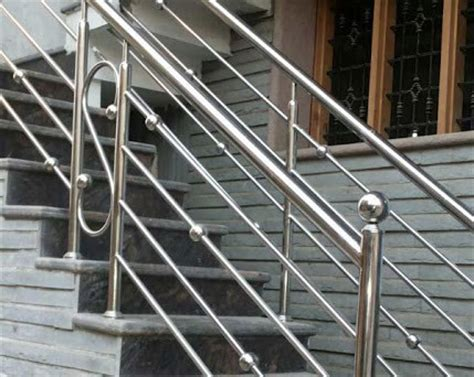 Gsm Pagar Kayu stainless steel railings fabrication works for residential