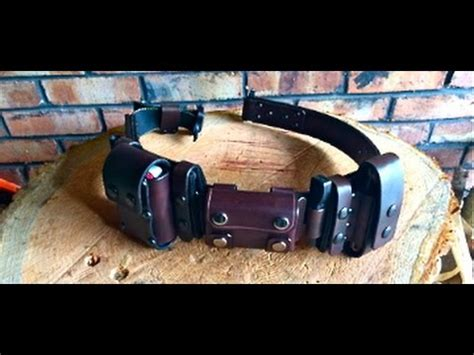 bushcraft belt kit is finally complete