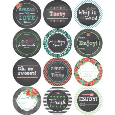 best 25 jar labels ideas on pinterest