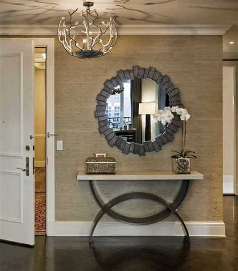 foyer table decorating ideas beautiful exterior door