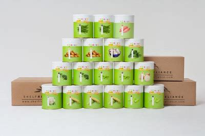 vegetables 1 year one year food supply shelf reliance thrive foods