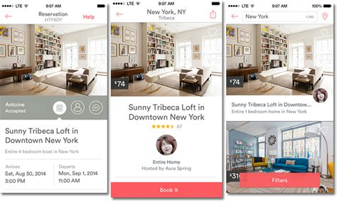 airbnb design jawbone up and airbnb ios apps get all new features
