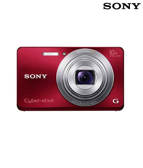Sony W690 Kamera Digital sony cybershot dsc w690 16 1mp buy best price
