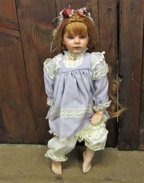 porcelain doll kits for sale custom reborn doll blinkin by rubert darlins