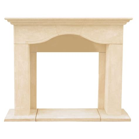 historic mantels chateau series marissa 52 in x 62 in
