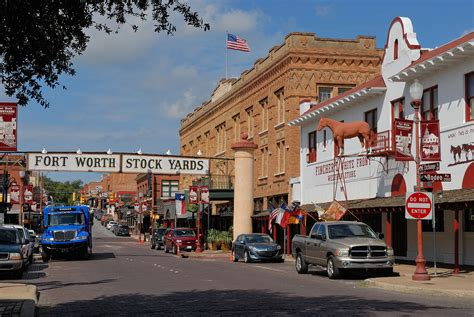 ford tx fort worth stockyards
