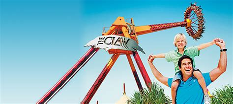 theme park queensland holiday package dreamworld gold coast great holiday packages deals